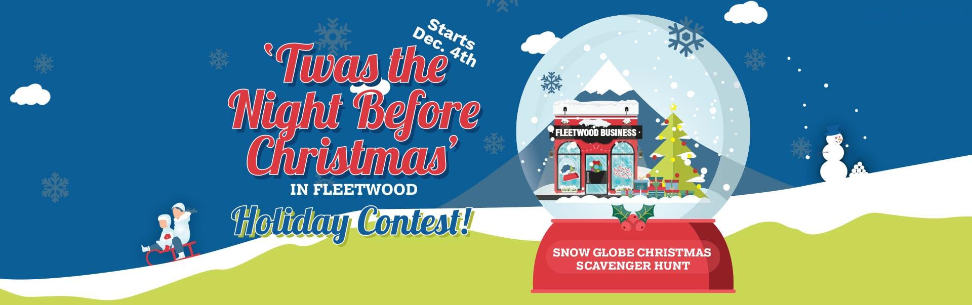 Snow-Globe-Contest-Fleetwood-2020-Banner